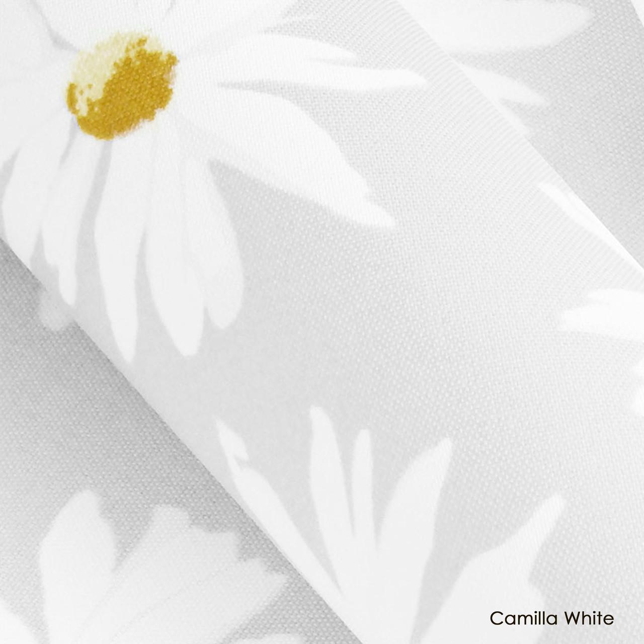 Тканевые роллеты Camilla White