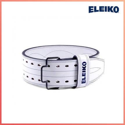 Ремень для пауэрлифтинга Eleiko L 3002133, фото 2