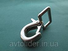 Нержавеющий крючок для плоских ремней, шириной 25 мм