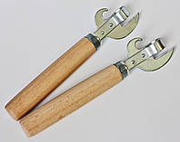 Открывалка с деревянной ручкой