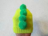Одежда для собаки вязанная шапка для собаки Динозавр, фото 9