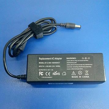 Зарядное устройство Toshiba 15V 6A 6,3*3,0 90W