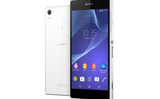 Смартфон Sony Xperia Z2 D6502 (White)