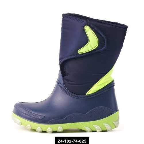 Сноубутсы, зимние сапоги для детей, 35 размер / 23.0 см, непромокающие, Z4-102-74-025