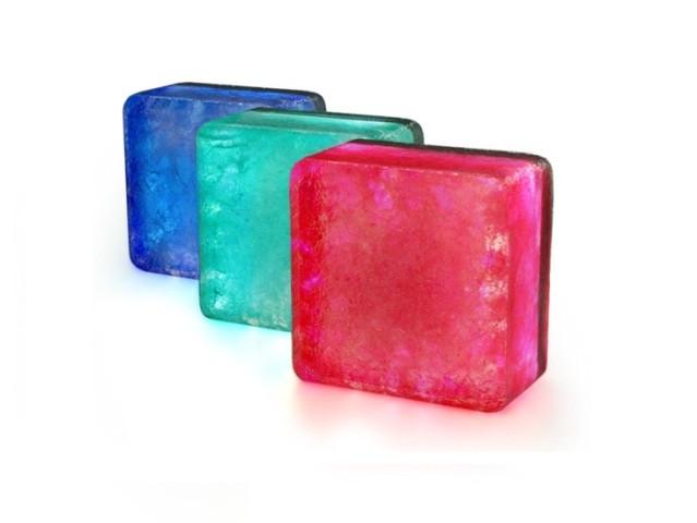 LED-камень Классик 100 RGB (Управление цветом освещения), 97х97х55