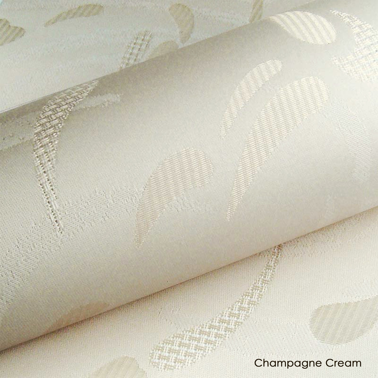 Тканинні ролети Champagne Cream