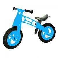 """Беговел """"Cross Bike"""" голубой Kinderway KW-11-018 ГОЛ ( TC133467)"""