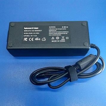 Зарядний пристрій Toshiba 19V6,3A 6,3*3,0 (Toshiba) {o0o}120W