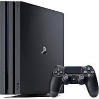 Sony Playstation 4 Pro 1 TB Б.У. (Хорошее состояние)