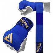 Бинт-рукавичка RDX Inner Gel Blue XL