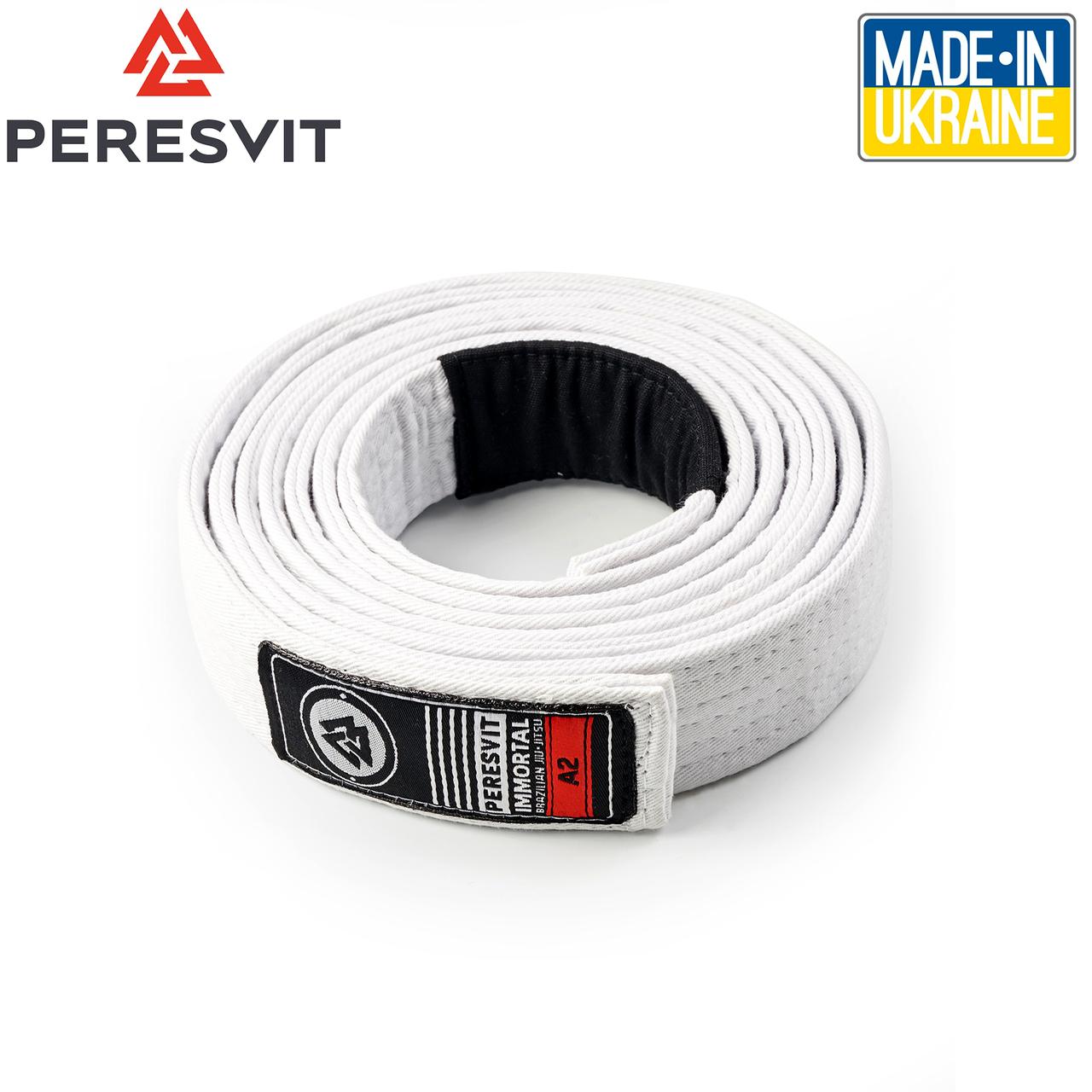 Пояс для кимоно Peresvit BJJ Belt White