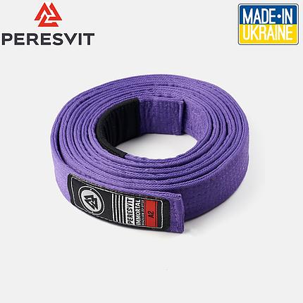 Пояс для кимоно Peresvit BJJ Belt Purple, фото 2