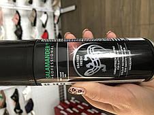 Спрей-краска для гладкой кожи Salamander черная 200 мл