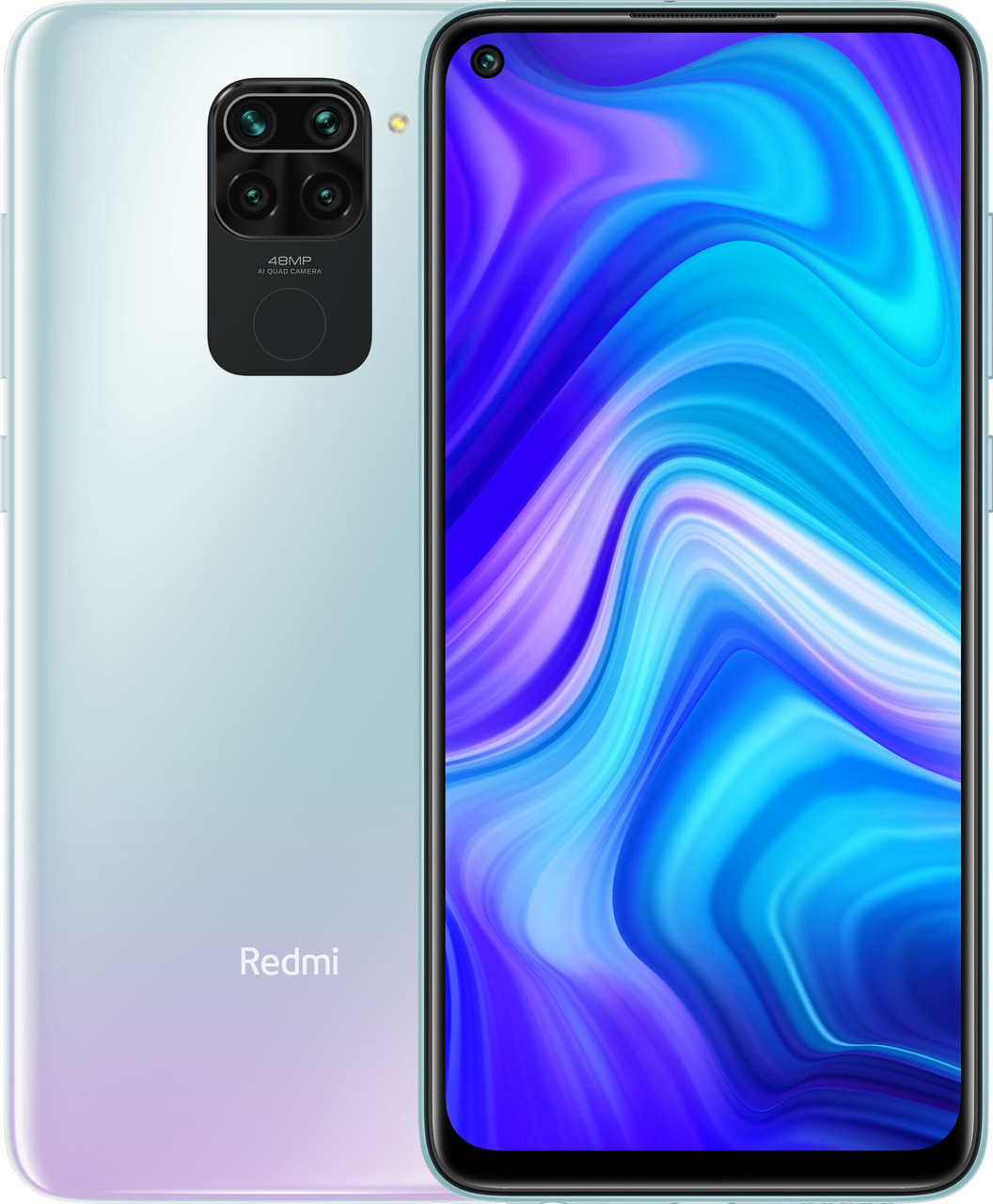 Xiaomi Redmi Note 9 3/64GB Global EU NFC (Polar White)