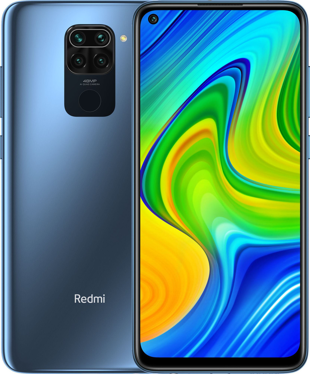 Xiaomi Redmi Note 9 4/128GB Global EU NFC (Midnight Grey)