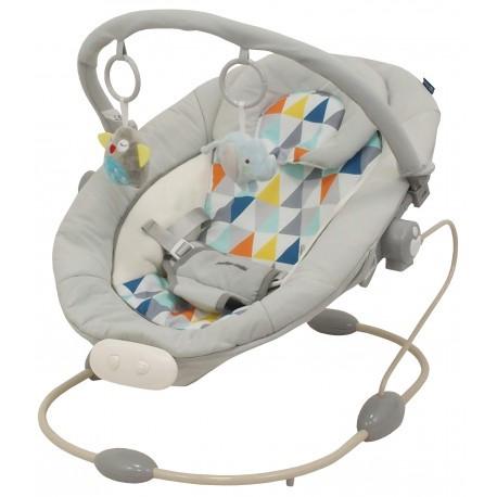 Кресло-качалка для ребенка с игрушками Baby Mix Br - 245