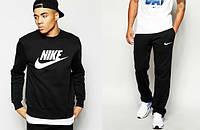 Мужской спортивный костюм Nike Sportweare черного цвета , фото 1