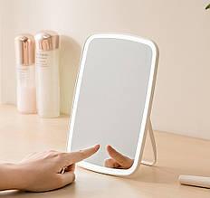 Дзеркало для макіяжу Xiaomi Jordan & Judy Makeup Mirror Світлодіодне LED Підсвічування
