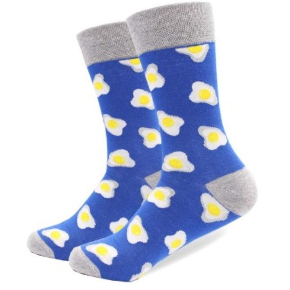 """Мужские носки """"Жаренное яйцо"""" от Friendly Socks"""