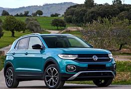 Диски и шины на Volkswagen T-Cross