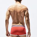 Боксеры красные с полосами Seobean, фото 3