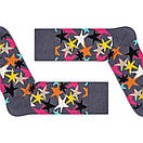 """Мужские носки """"Звездопад"""" серого цвета Friendly Socks, фото 3"""