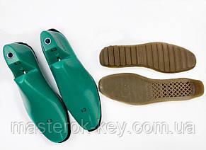Обувная колодка SET мужская под мокасины размер 40-45