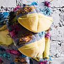 Чоловічі шкарпетки в різнобарвний горох Friendly Socks, фото 10