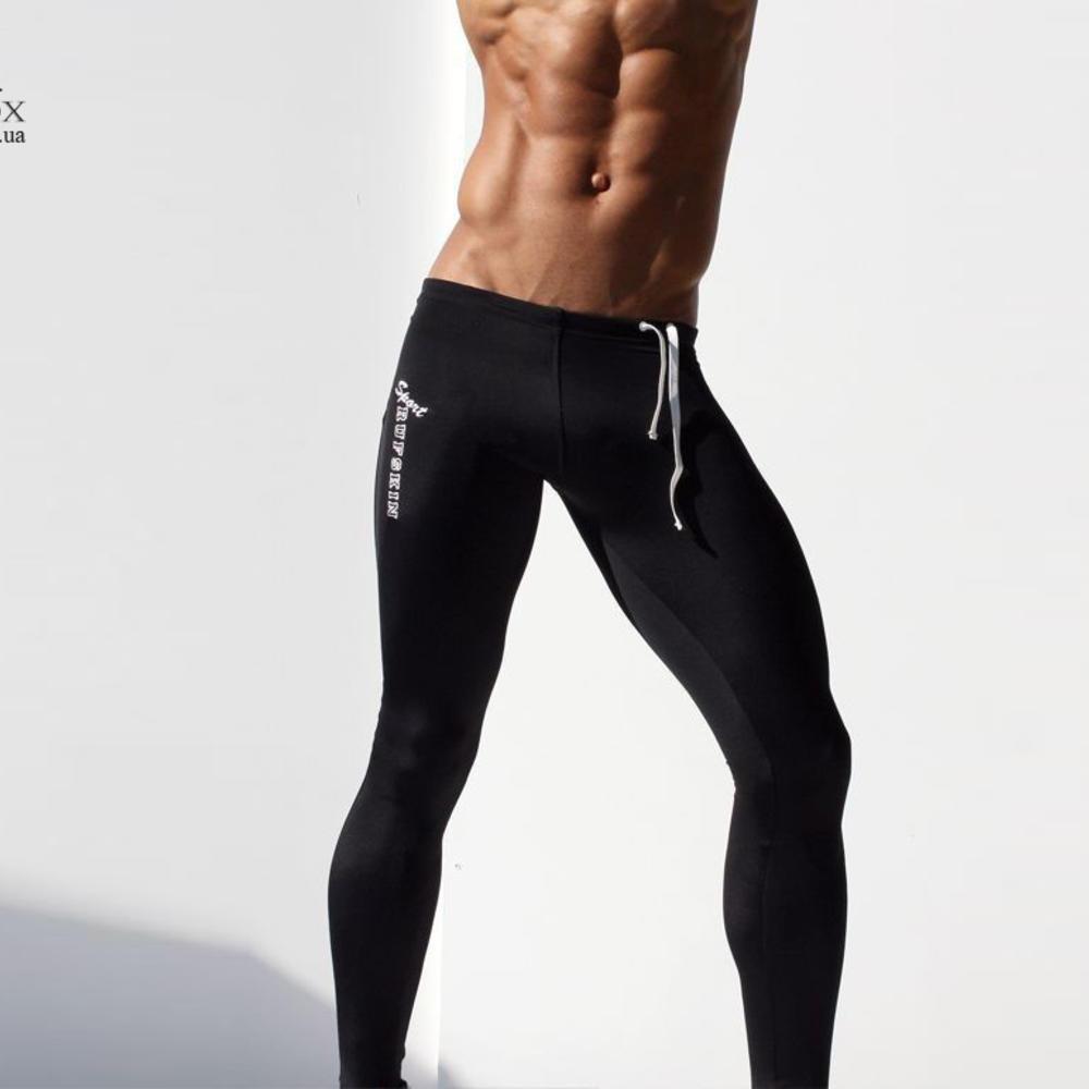 Чоловічі жіночі для фітнесу AQUX чорного кольору