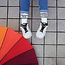"""Белые носки с надписью """"Мне тепло"""", фото 4"""