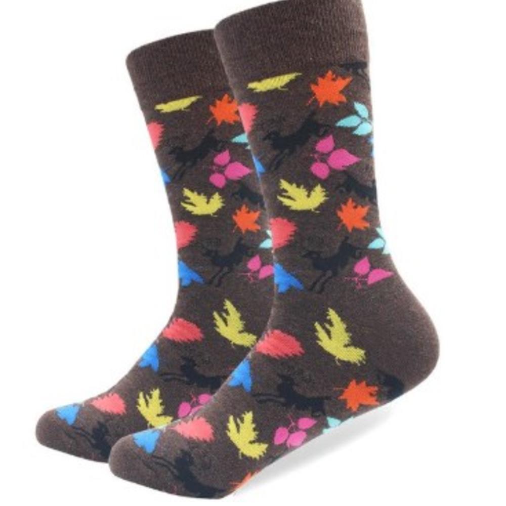 """Мужские носки """"Осень"""" от Friendly Socks"""