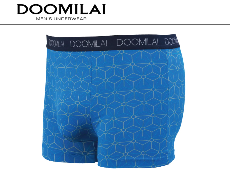 Трусы мужские  боксеры DOOMILAI бамбук   4XL