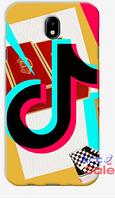 Чехол с принтом Likee TikTok для Samsung Galaxy J7 2017 J730 / J7 Pro
