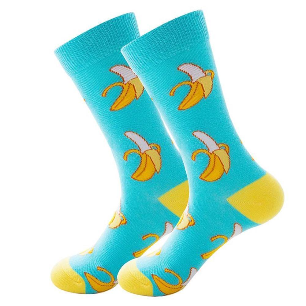 Мужские носки с бананами  от Friendly Socks