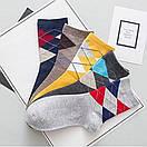 Хлопковые мужские носки в наборе (5 пар), фото 4