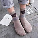 Хлопковые мужские носки в наборе (5 пар), фото 7