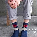 Хлопковые мужские носки в наборе (5 пар), фото 8