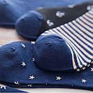 Набор классических мужских носков темно-синего цвета (5 пар), фото 6