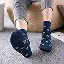 Набор классических мужских носков темно-синего цвета (5 пар), фото 8