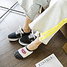 Комплект коротких носков (5 пар) с силиконовым фиксатором на пятке, фото 6