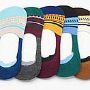 Комплект цветных носков-следов (5 пар), фото 2