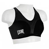 Защита груди женская Leone Black M