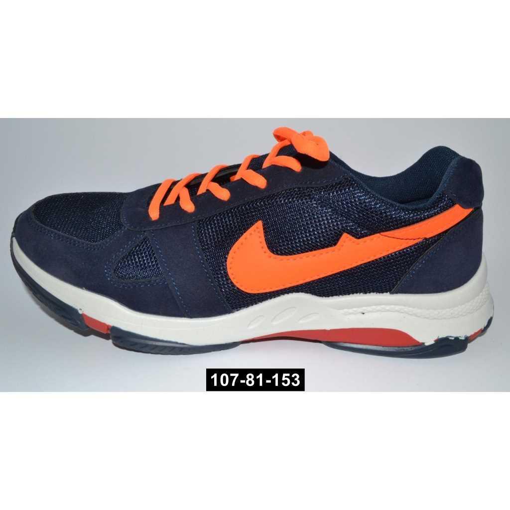 Дышащие мужские кроссовки, 40 размер, 107-81-153