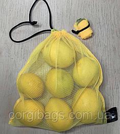 Эко мешок для покупки, мешочек для продуктов, эко-мешок, эко-торбинка, торбочка, размер S (20х26см)