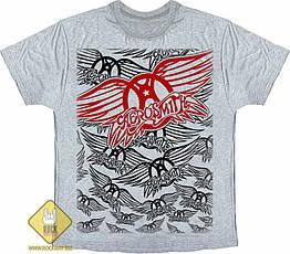 Футболка Aerosmith, Размер 4XL (XXXL Euro)
