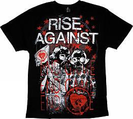 Футболка Rise Against, Размер 4XL (XXXL Euro)
