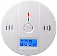 Индикатор датчик угарного газа (СО) беспроводной звуковой