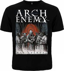 "Футболка Arch Enemy ""War Eternal"", Размер 4XL (XXXL Euro)"