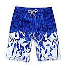 Модные шорты Gailang. Цвет: синий, фото 6