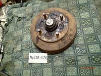 Тормозной барабан диск  задний правый Mazda 626 GС  б\у оригинал